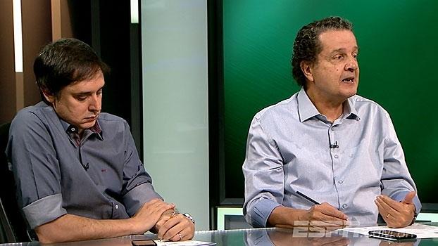 Juca: 'Palmeiras está entregando o que se esperava dele; não dá para cobrar nada'