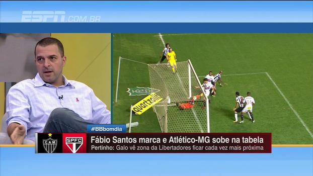 Para Zé Elias, Robinho foi infeliz nas declarações: 'Poderia ter falado isso no começo do ano'