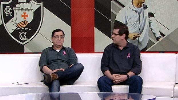 Unzelte analisa: 'Acho que o Vasco será o primeiro grande a voltar pior do que quando caiu'