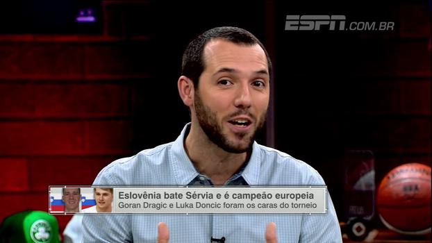 Hofman se derrete por Luka Doncic: 'Tem potencial para ser o melhor europeu da história da NBA'
