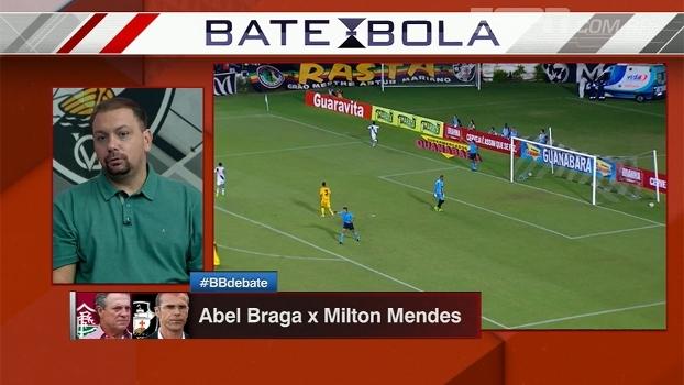 Abel Braga x Milton Mendes, Douglas voando... BB Debate analisa Flu e Vasco