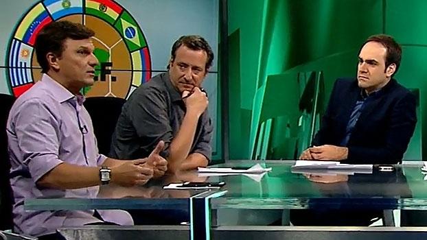 Mauro cobra postura da CBF sobre mudanças na Libertadores e destaca importância do Brasileirão