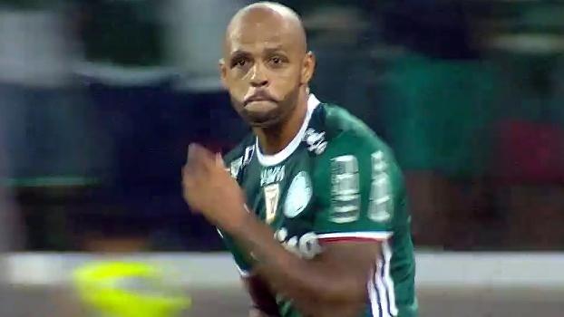 Maurício Barros e Tironi aprovam começo de Felipe Melo no Palmeiras