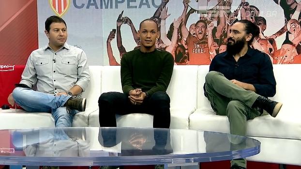 Fabinho diz que Mbappé surpreendeu desde o início e revela como Falcao foi decisivo também fora de campo