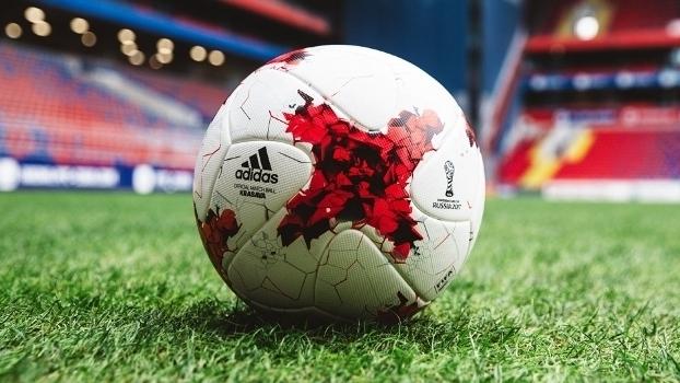 Veja imagens da Krasava, a bola oficial da Copa das Confederações 2017