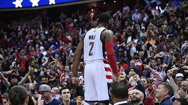 John Wall decide no fim e Wizards forçam jogo 7 após partida absurda com o Celtics
