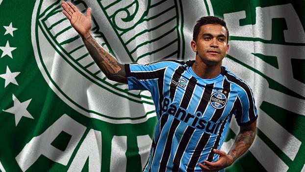 cb3f23cdff Dudu comemora acerto com o Palmeiras e faz promessa a Paulo Nobre e torcida  - ESPN