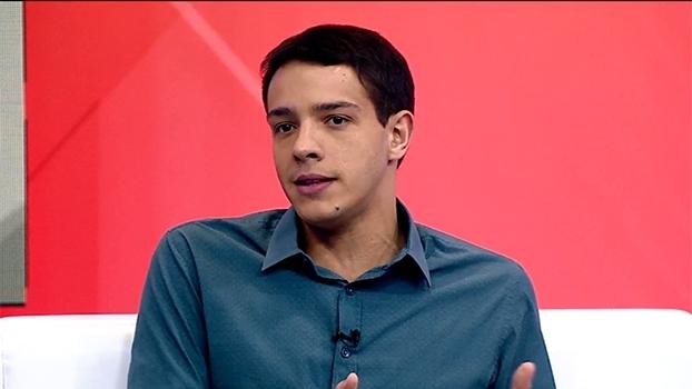 Rafael Oliveira: 'Me agrada mais o Mano Menezes do que o Paulo Bento'