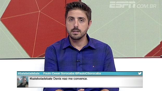 Nicola explica por que São Paulo está fazendo agrado à patrocinadora: 'Ceni não usa camisa com o logo'
