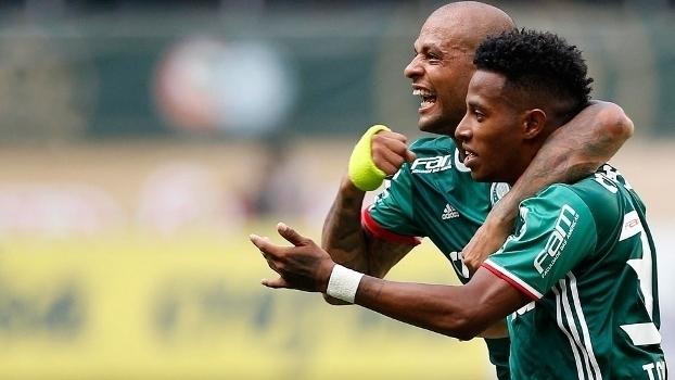 Paulista: Gols de Palmeiras 1 x 0 Botafogo-SP
