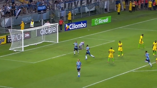 Gaúcho: Gols de Grêmio 2 x 0 Ypiranga