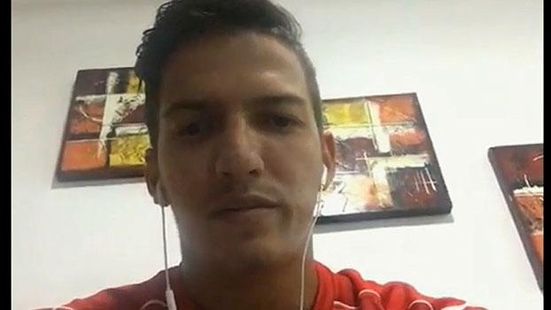 Hoje no Vitória, Euller fala sobre passagem no Bahia e espera título no estadual