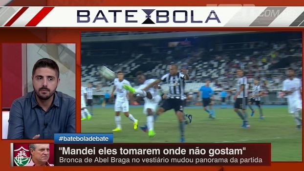 Nicola elogia Fluminense após vitória e cita classificação: 'O time estava leve em campo'