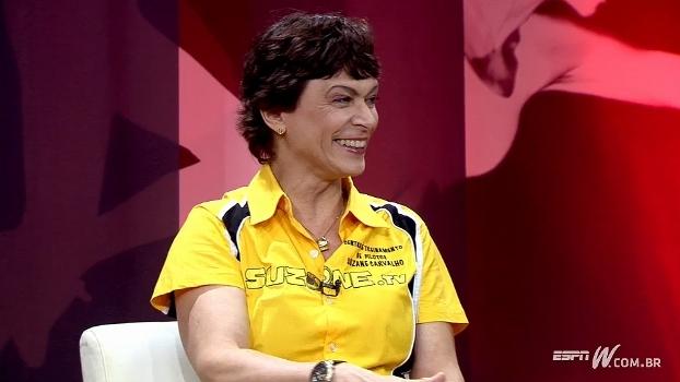 Suzane Carvalho lembra começo na motovelocidade e da adesão das mulheres no esporte