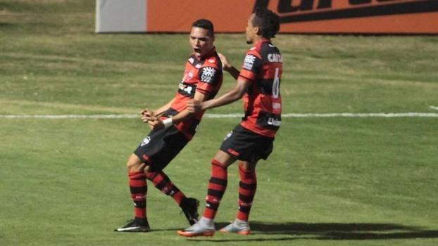 Brasileiro: Gols de Ponte Preta 1 x 3 Atlético-GO
