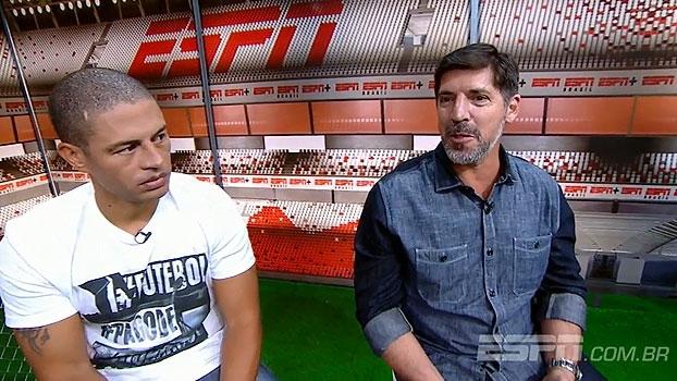 Gottardo e Alex apontam brasileiros que podem crescer na Libertadores
