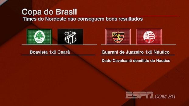 Bate Bola analisa desempenho dos times do Nordeste na Copa do Brasil