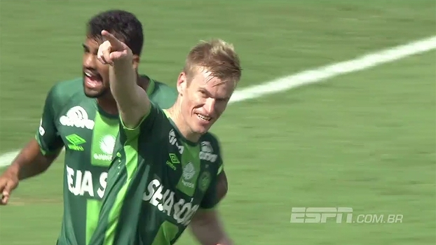 Emocionante! Rafael Henzel narra primeiro gol da Chapecoense após tragédia