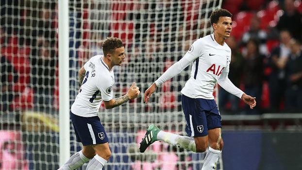 Copa da Liga Inglesa: Gol de Tottenham 1 x 0 Barnsley