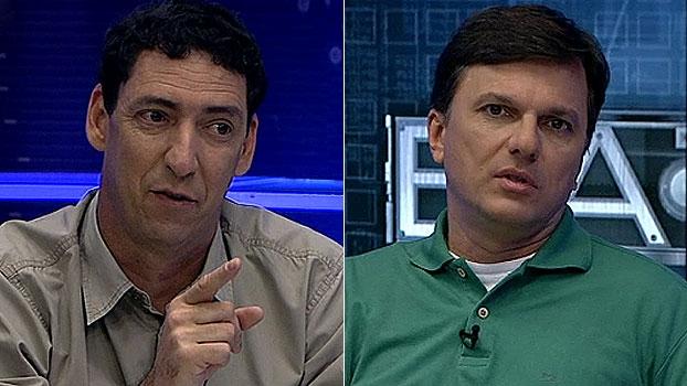 c84e53b6b PVC diz que, se fosse Kleina, ficaria no Palmeiras por carreira; Mauro vê