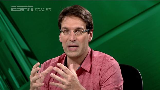 Arnaldo comenta suspensão de Guerrero: 'Entendo os motivos, mas acho que o Flamengo está sendo duro demais'