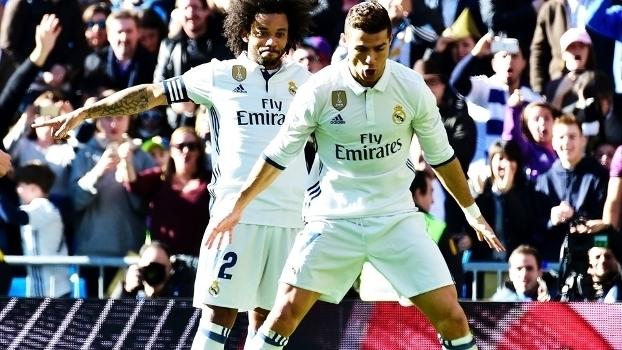LaLiga: Gols de Real Madrid 5 x 0 Granada