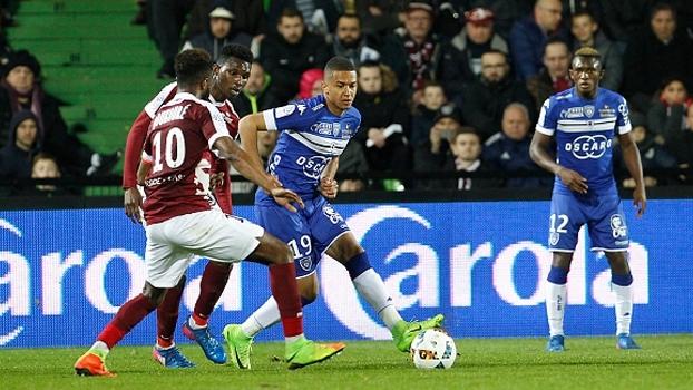 Metz vence o desesperado Bastia pelo Francês; Veja o gol