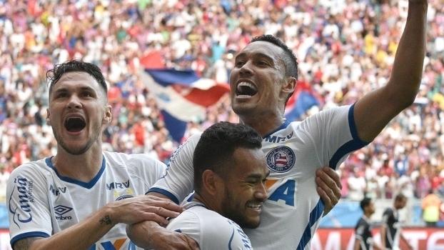 Brasileiro - Série B: Gol de Bahia 1 x 0 Vasco