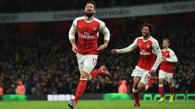 Premier League: Gols de Arsenal 2 x 0 Crystal Palace
