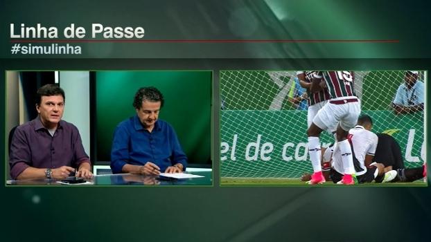 Para Mauro, Vasco pode melhorar a ponto de ter um time mais organizado para o Brasileiro