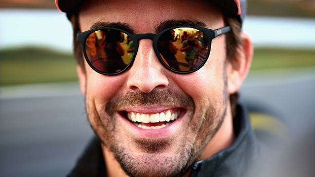 Alonso começa a se preparar para a disputa das 500 milhas de Indianápolis