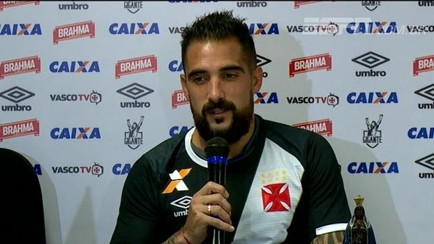 Escudero comenta 'negociação complicada' e 'projeto muito sério' apresentado pelo Vasco