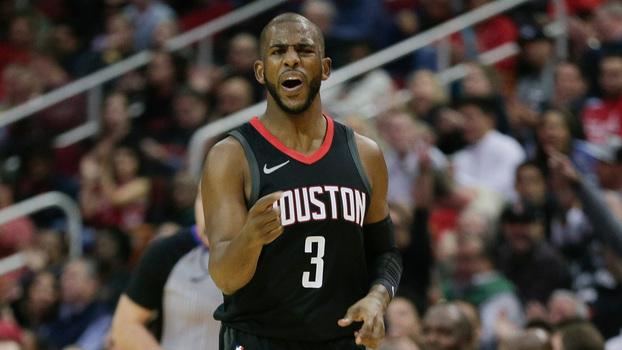 Assista aos lances da vitória do Houston Rockets por 124 a 109 sobre o San Antonio Spurs