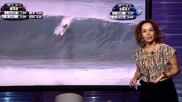 Vivian Mesquita exalta Gabriel Medina: 'O melhor surfista da atualidade'