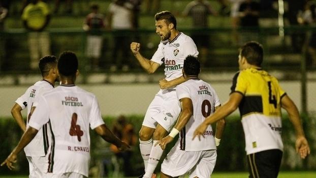 Primeira Liga: Gols de Fluminense 3 x 2 Criciúma