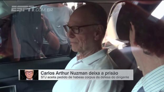 Carlos Arthur Nuzman deixa a prisão após 15 dias; veja imagens