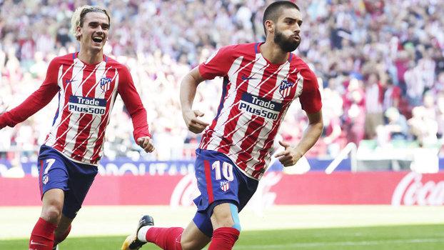 La Liga: Gols de Atlético de Madri 2 x 0 Sevilla
