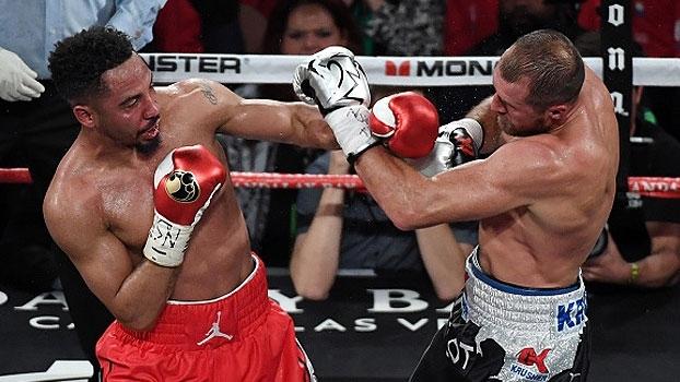 Andre Ward vence novamente Sergey Kovalev e mantém cinturões