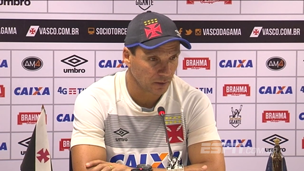 Zé Ricardo prevê jogo ofensivo contra o São Paulo: 'Quem vai ganhar é a torcida'