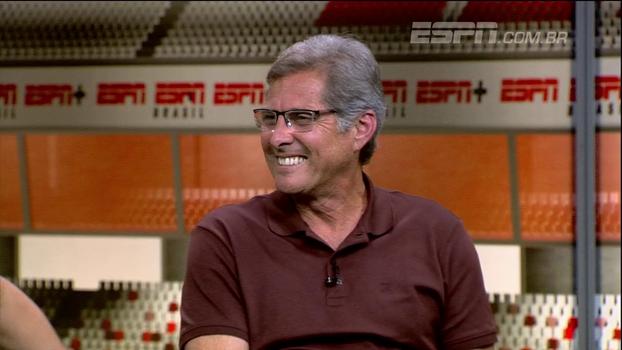 Oswaldo de Oliveira recebeu a 1ª ligação para ser técnico do Atlético-MG ao vivo durante o Resenha ESPN; veja