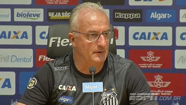 Dorival aprova vitória de 'reservas': 'Fico feliz de ver uma equipe treinada e com intensidade'