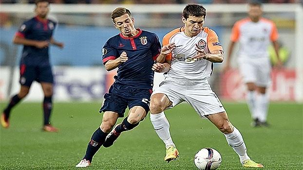 UEFA Europa League - Grupo H: Melhores momentos de Shakhtar Donetsk 2 x 0 Braga
