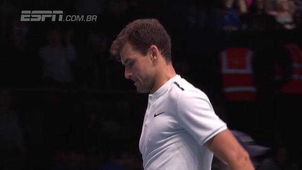 Dimitrov derrota Thiem na estreia do ATP Finals e começa torneio com pé direito