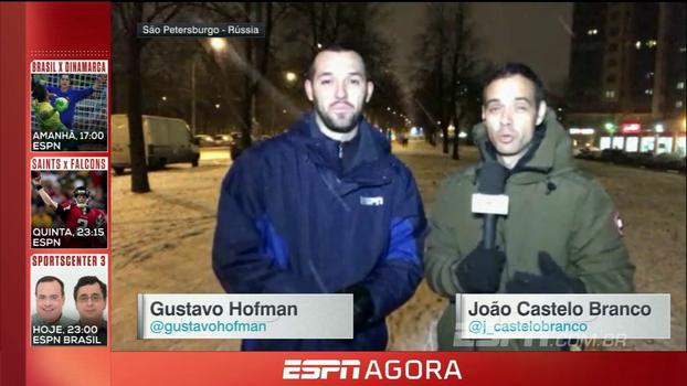 Da Rússia, João Castelo-Branco e Hofman explicam o banimento do país das Olimpíadas de Inverno