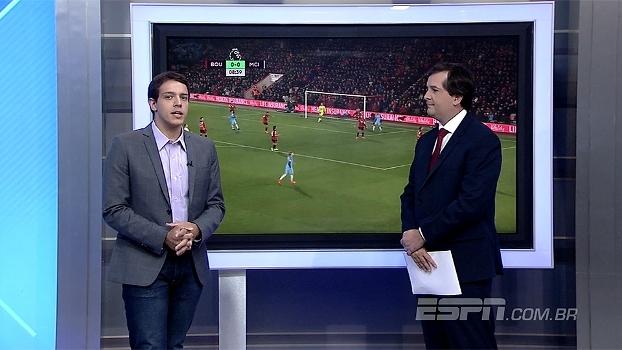 Rafael Oliveira analisa opções de City e seleção com lesão de Gabriel Jesus