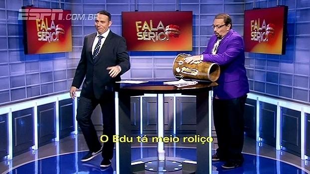 Técnico perdendo a cabeça, solavanco da 'Vera Verão', música para Edu 'roliço' de Meneses e mais no Fala Sério!