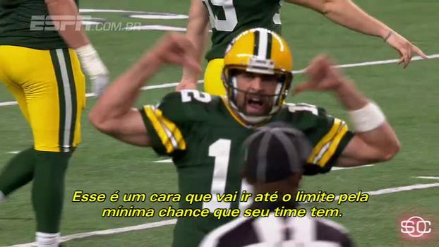 Packers têm 9% de chance de ir aos playoffs: Aaron Rodgers conseguirá esse feito heroico?
