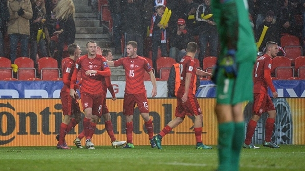 República Tcheca bate Noruega e se recupera no Grupo C das Eliminatórias Europeias