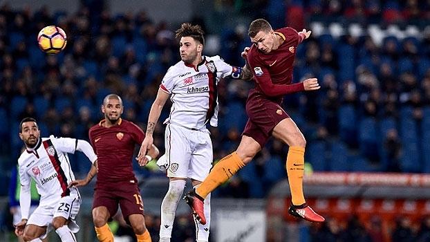 Italiano: Melhores momentos de Roma 1 x 0 Cagliari