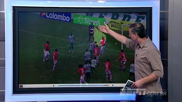 Sálvio diz que árbitro perdeu controle de Juventude x Inter e analisa pênalti nos acréscimos